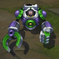 Battle Boss Blitzcrank skin screenshot