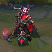 Blood Moon Thresh skin screenshot