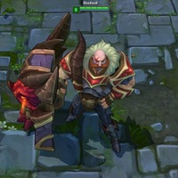 Dragonslayer Braum skin screenshot