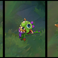 Dino Gnar skin screenshot