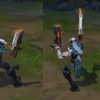 PROJECT: Lucian skin screenshot