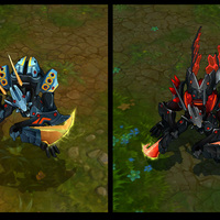 Mecha Kha'Zix skin screenshot