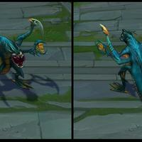 Loch Ness Cho'Gath skin screenshot