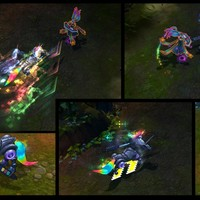 Arcade Hecarim skin screenshot