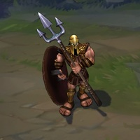 Perseus Pantheon skin screenshot