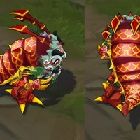 Lion Dance Kog'Maw skin screenshot