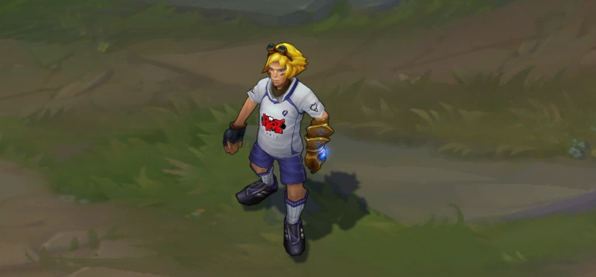 Striker Ezreal - LeagueSales