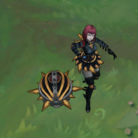 Bladecraft Orianna skin screenshot