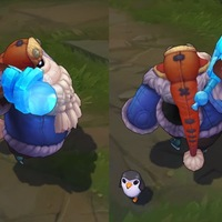 Snow Day Bard skin screenshot