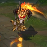 Ashen Lord Aurelion Sol skin screenshot