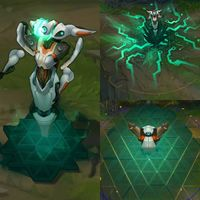 Program Lissandra skin screenshot