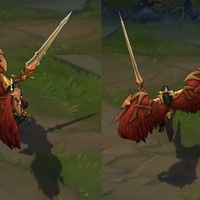 Iron Inquisitor Kayle skin screenshot