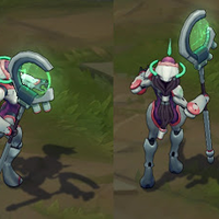 Program Soraka skin screenshot