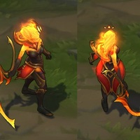 Infernal Diana skin screenshot
