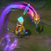 Super Galaxy Kindred skin screenshot