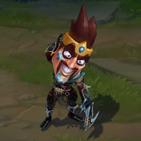 Draven Draven skin screenshot