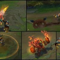 Ironside Malphite skin screenshot