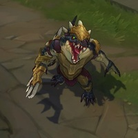 Prehistoric Renekton skin screenshot