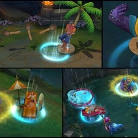 Pool Party Mundo skin screenshot