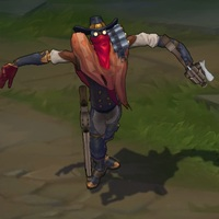 High Noon Jhin skin screenshot