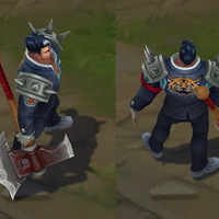 Academy Darius skin screenshot