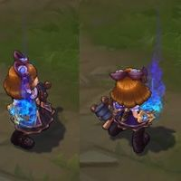 Hextech Annie skin screenshot