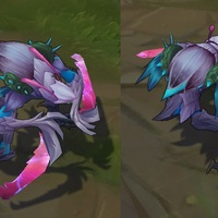 Death Blossom Kha'Zix skin screenshot