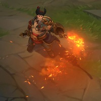 Captain Gangplank skin screenshot