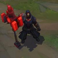 Forsaken Jayce skin screenshot