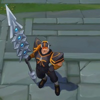 Fnatic Jarvan IV skin screenshot