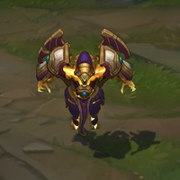 Guardian of the Sands Xerath skin screenshot