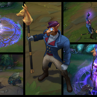 Archduke Nasus skin screenshot
