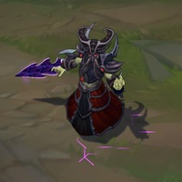 Harbinger Kassadin skin screenshot