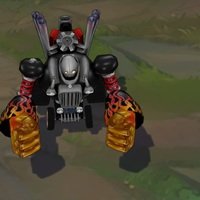 Piltover Customs Blitzcrank skin screenshot