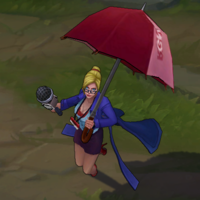 Forecast Janna skin screenshot