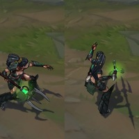 Headhunter Nidalee skin screenshot