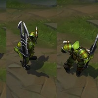 Commando Jarvan IV skin screenshot