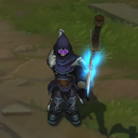 Assassin Master Yi skin screenshot