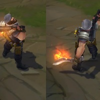 Special Forces Gangplank skin screenshot