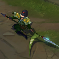 Commando Xin Zhao skin screenshot