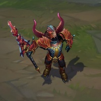 Dragonslayer Jarvan IV skin screenshot