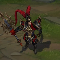 Warring Kingdoms Jarvan IV skin screenshot