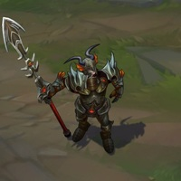 Darkforge Jarvan IV skin screenshot