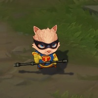 Super Teemo skin screenshot