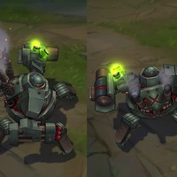Battlecast Urgot skin screenshot