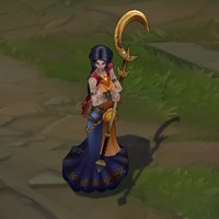 Divine Soraka skin screenshot