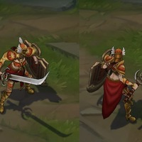 Valkyrie Leona skin screenshot