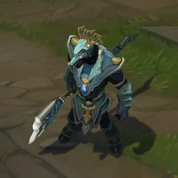 Galactic Nasus skin screenshot