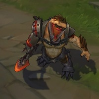 Scorched Earth Renekton skin screenshot