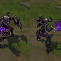 Darkflame Shyvana skin screenshot